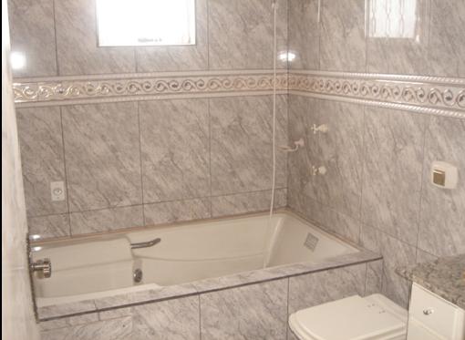 Casa Criciúma  Negócios Brasil -> Banheiro Pequeno Com Banheira De Alvenaria